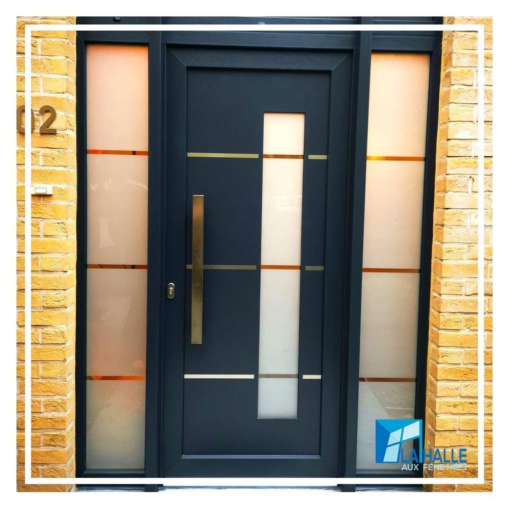 Pose de portes d'entrée Valenciennes