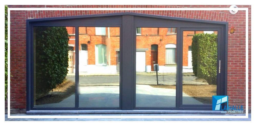 Pose de fenêtres Lens